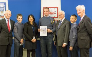 Local ATC Cadets Win Logo Competition