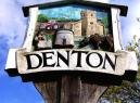 Denton Village Sign